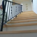 見せる階段が多くなってきましたね